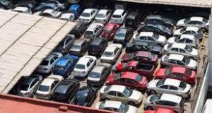 finding parking in Spain
